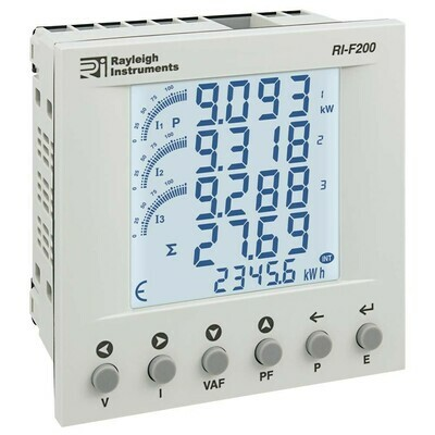 AC Digital Meter with LoadView Data Port