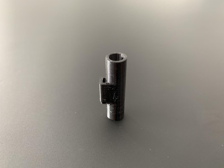 Supporto Fascetta Antenna su Standoff 25mm