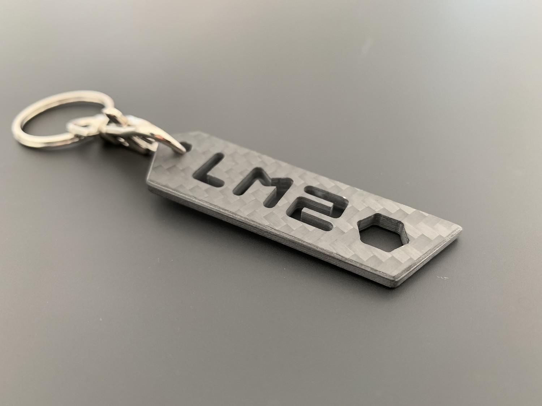 LM2 KeyChain