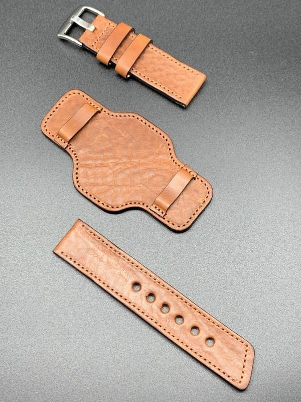 24mm strap Bund handmade