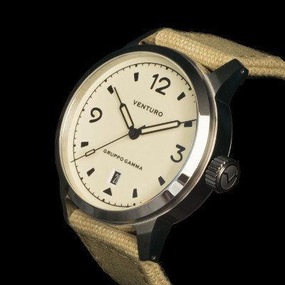 Venturo Field Watch #1 Cream