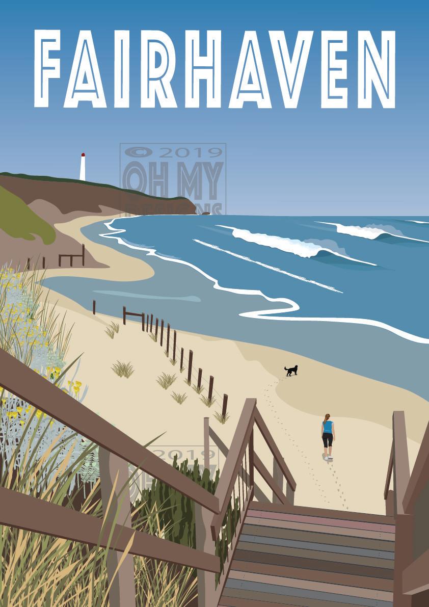 Fairhaven - Beach