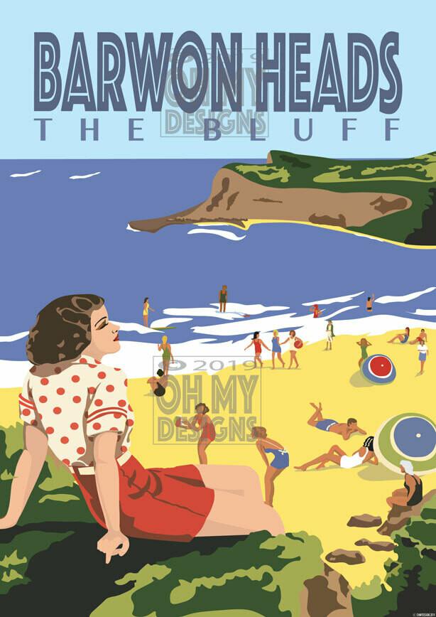 Barwon Heads - The Bluff