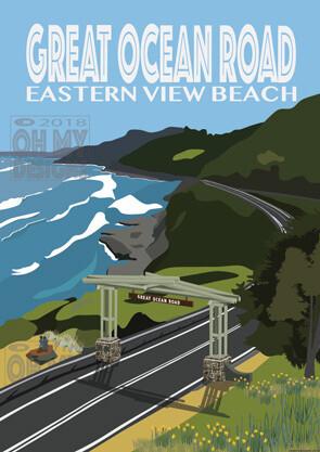 Great Ocean Road - Memorial