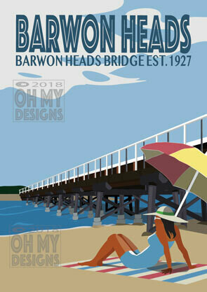 Barwon Heads - Bridge