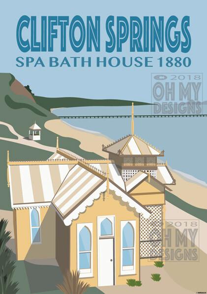 Clifton Springs - Spa Bathhouse