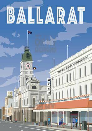 Ballarat - City Centre