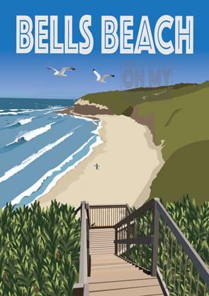 Bells Beach - Surf Coast