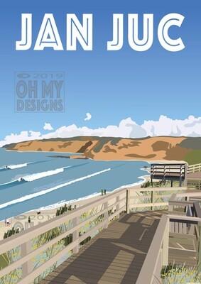 Jan Juc Beach