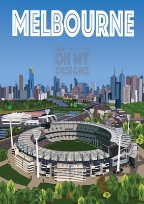 Melbourne - Melbourne Cricket Ground