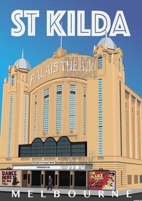 Melbourne - St Kilda, Palais Theatre
