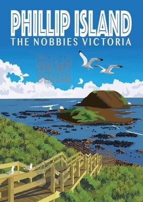 Phillip Island The Nobbies