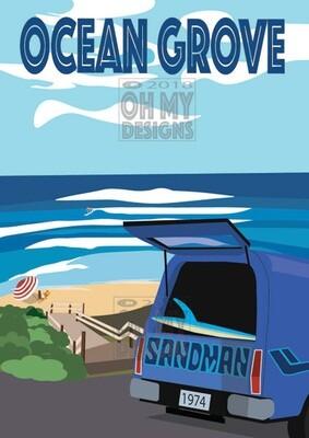 Ocean Grove - Sandman Blue