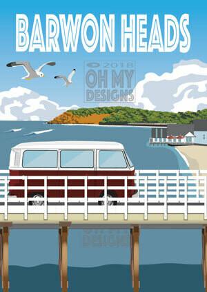 Barwon Heads - VW