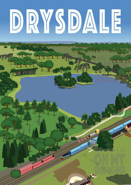 Drysdale-Lake Lorne