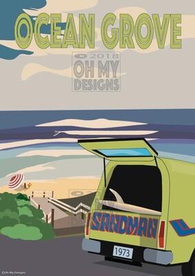 Ocean Grove - Sandman Green