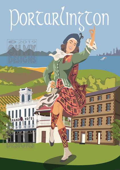 Portarlington - Celtic Girl