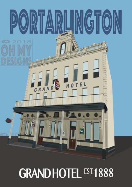Portarlington - Grand Hotel