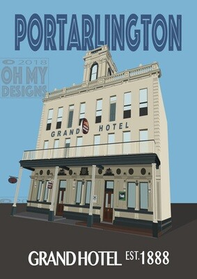 Portarlington - Grand Hotel