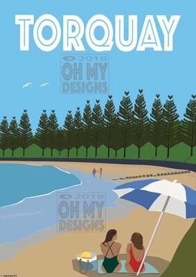 Torquay - Beach Girls