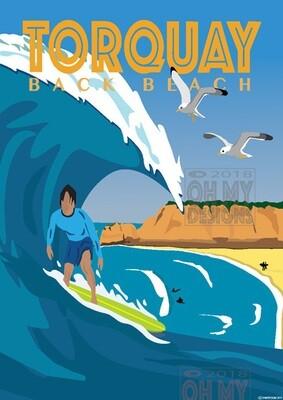 Torquay - Surfer Boy