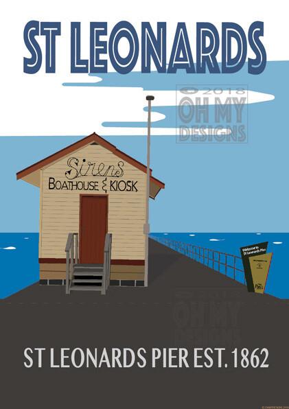 St. Leonards - Boathouse