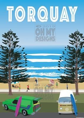Torquay - Cars