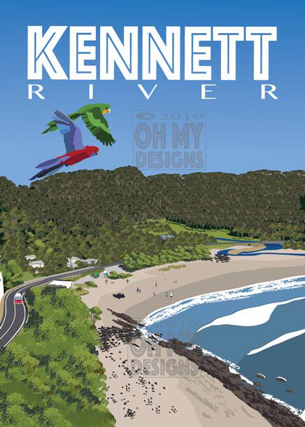 Kennett River