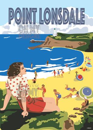 Point Lonsdale - Vintage