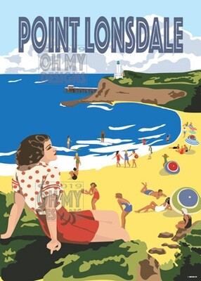 Point Lonsdale - Vintage