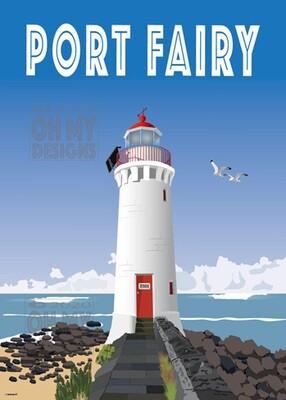 Port Fairy - Lighthouse