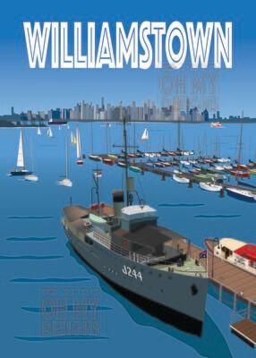 Melbourne - Williamstown