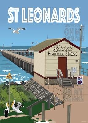 St Leonards - Pier