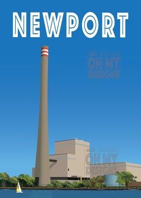 Melbourne - Newport