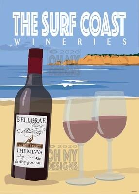 Surf Coast Wineries