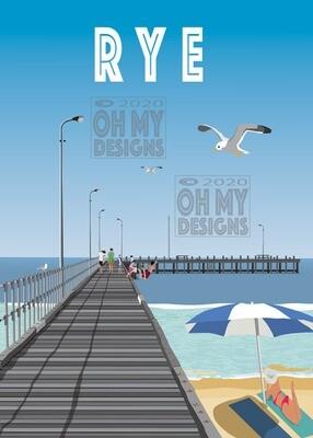 Rye - Pier