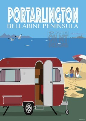 Portarlington - Caravan