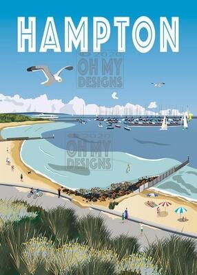 Melbourne - Hampton