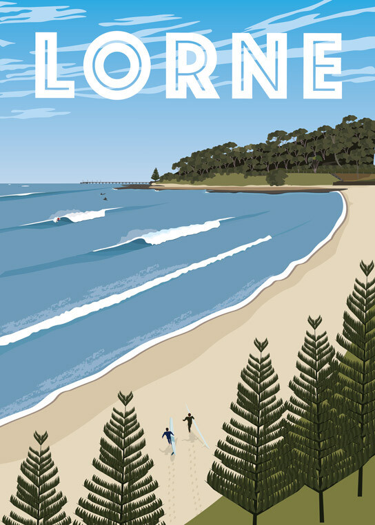 Lorne - Foreshore