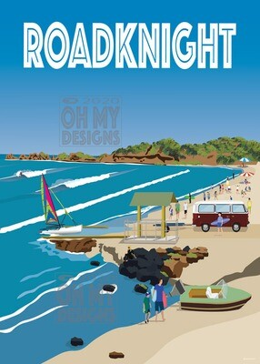 Anglesea, Point Roadknight - Boat Ramp