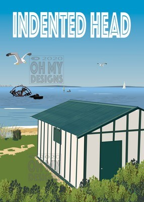 Indented Head - Single Boat Shed