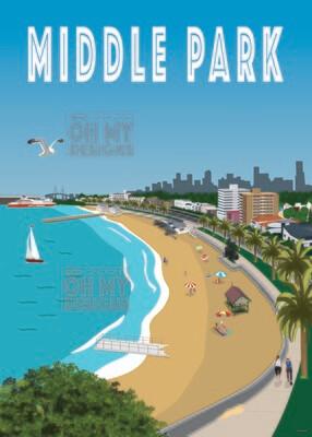 Melbourne - Middle Park