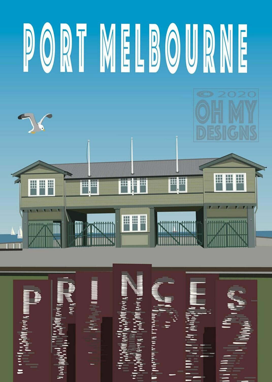 NEWEST! Melbourne - Port Melbourne Princes Pier