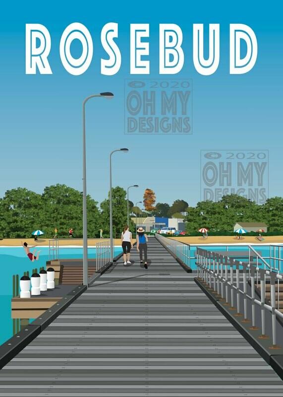 Rosebud - Pier