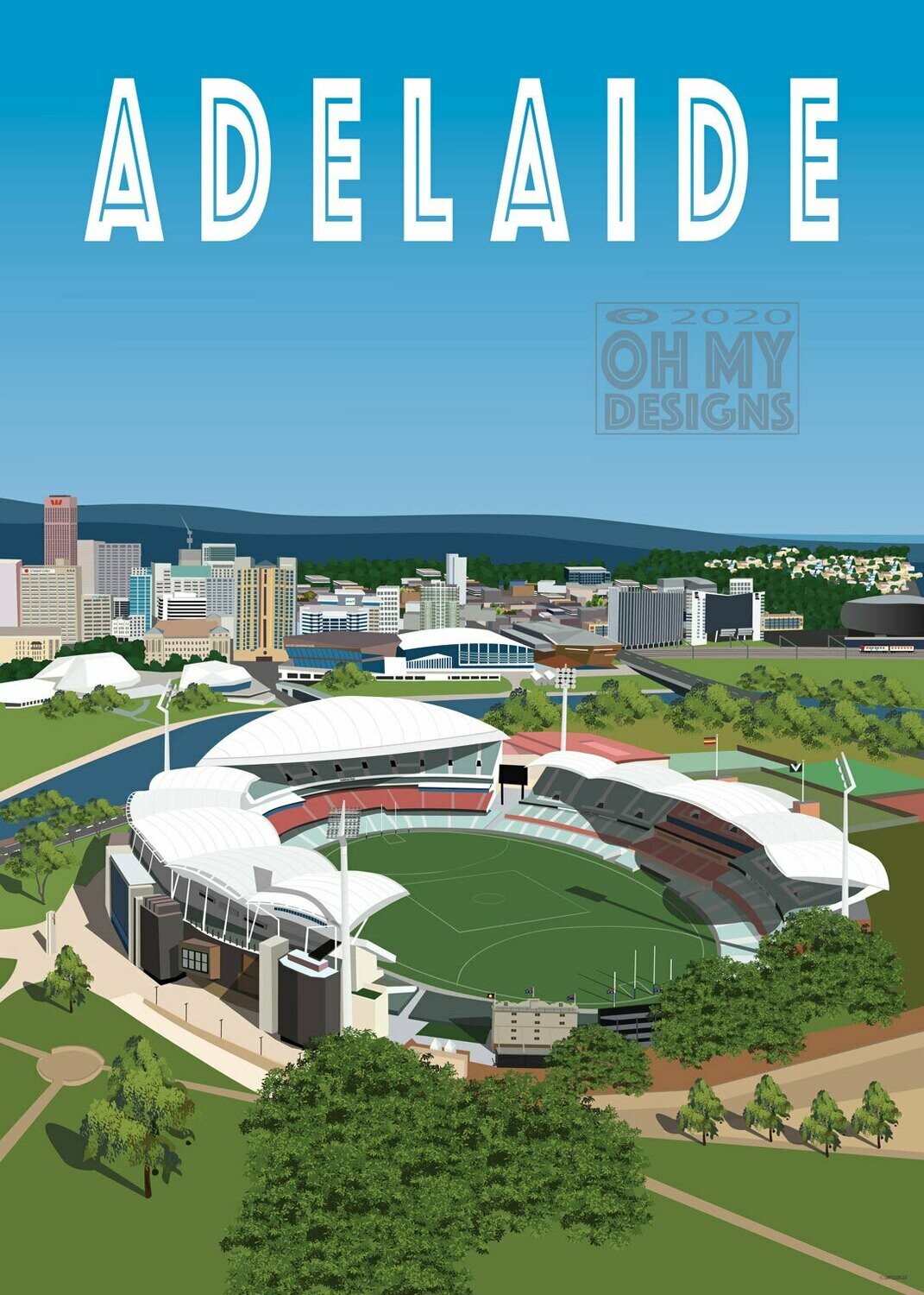 South Australia - Adelaide