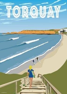 Torquay - Back Beach