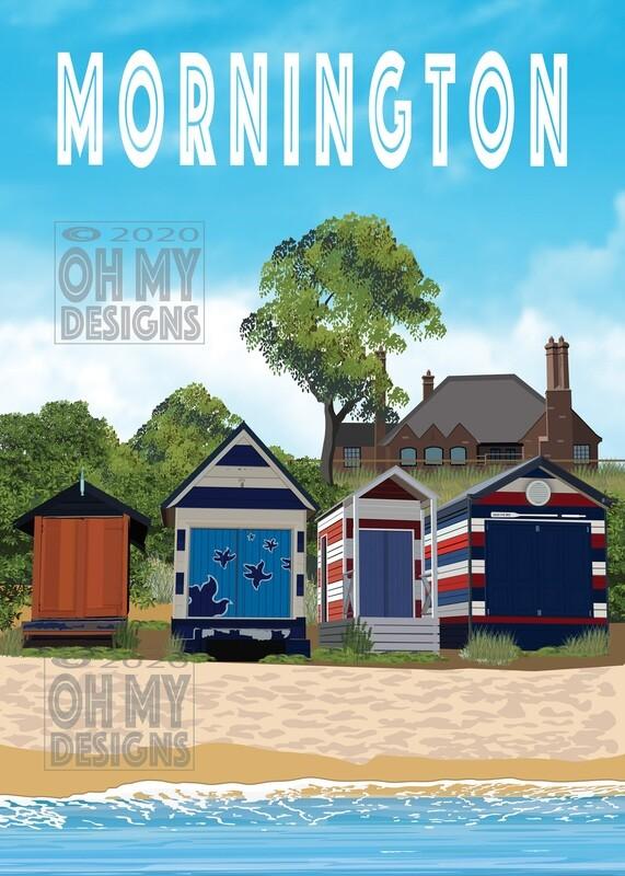 Mornington Peninsula - Beach Boxes
