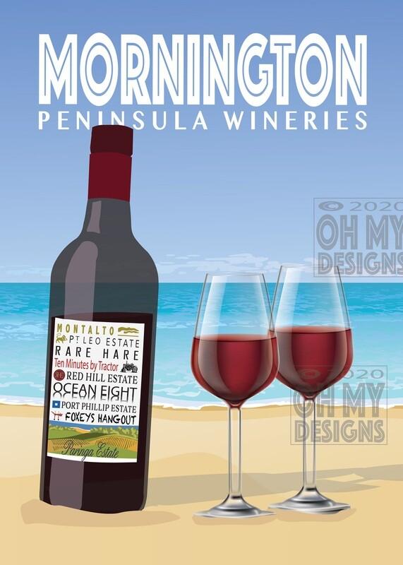 Mornington Peninsula - Wineries