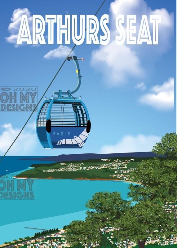 Mornington Peninsula - Arthurs Seat