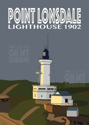 Point Lonsdale - Lighthouse